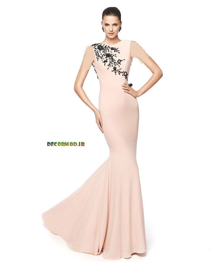 لباس مجلسی بلند 5959