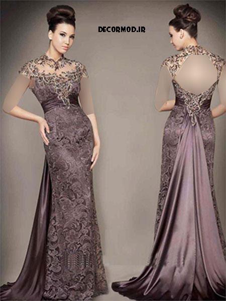 لباس مجلسی بلند 47