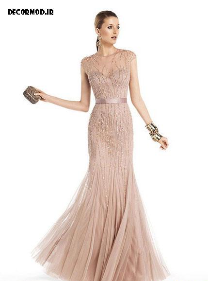 لباس مجلسی بلند 21