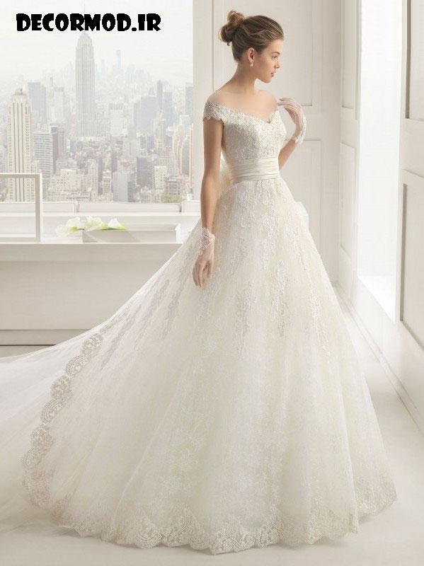 مدل لباس عروس 156