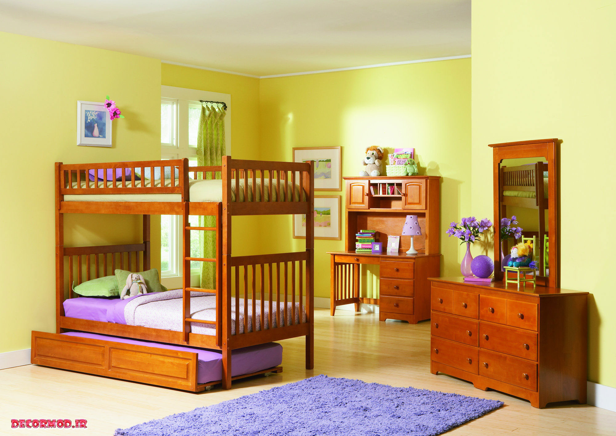 مدل سرویس خواب کودک 5