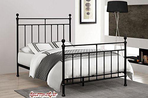 تخت خواب فلزی جدید 4774