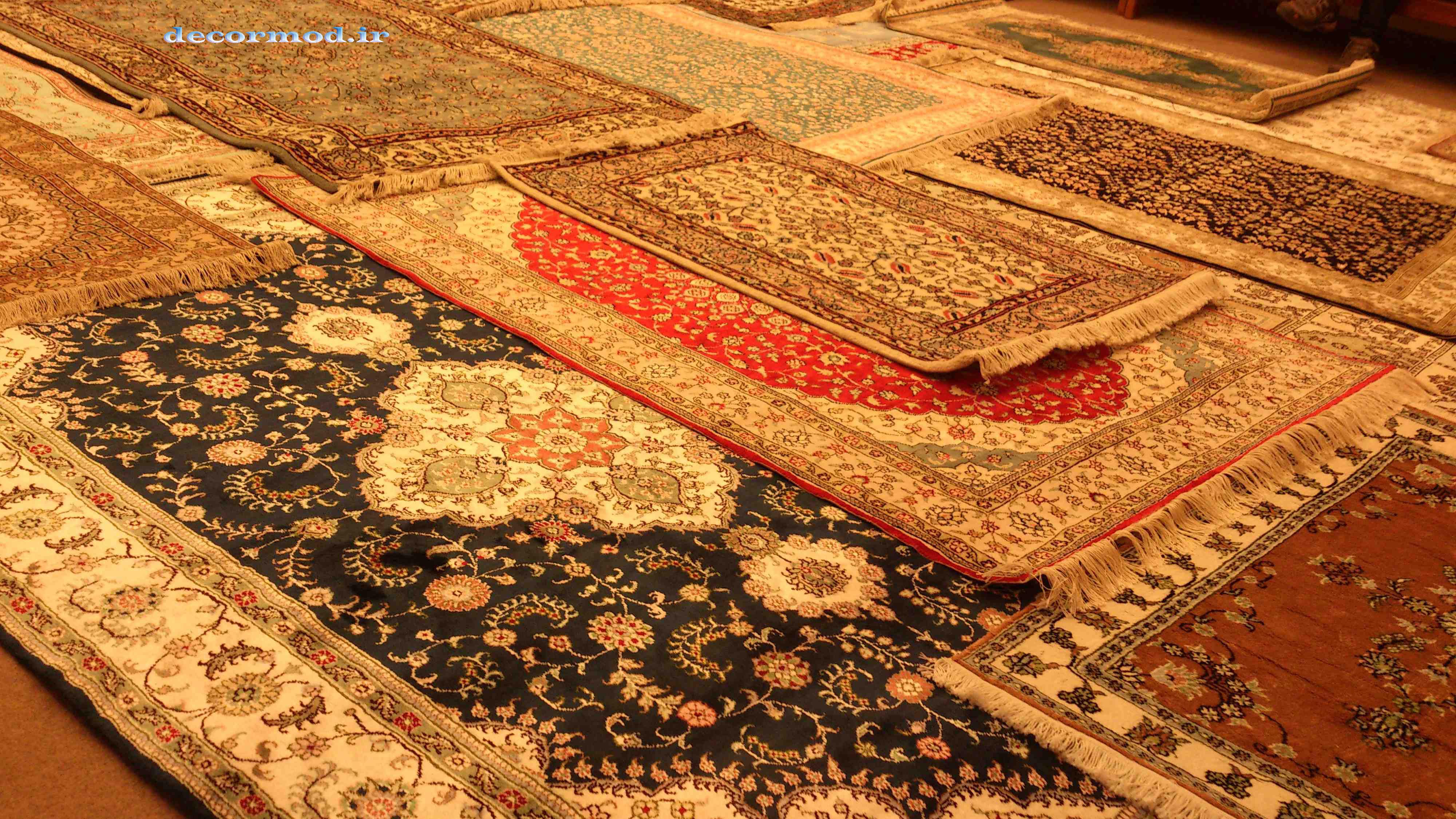 فرش دستباف 1
