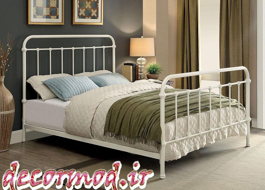تخت خواب فلزی جدید 12