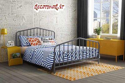 تخت خواب فلزی جدید 3