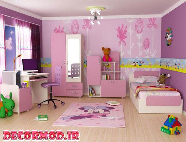 مدل سرویس خواب کودک 8
