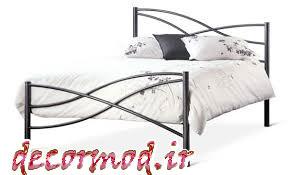 تخت خواب فلزی جدید 255252