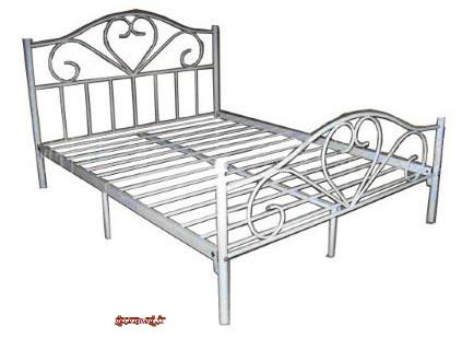 تخت خواب فلزی جدید 5353