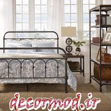 تخت خواب فلزی جدید 61