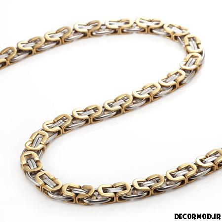 گردنبند مردانه طلا 1