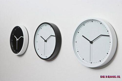 ساعت دیواری ساده 29