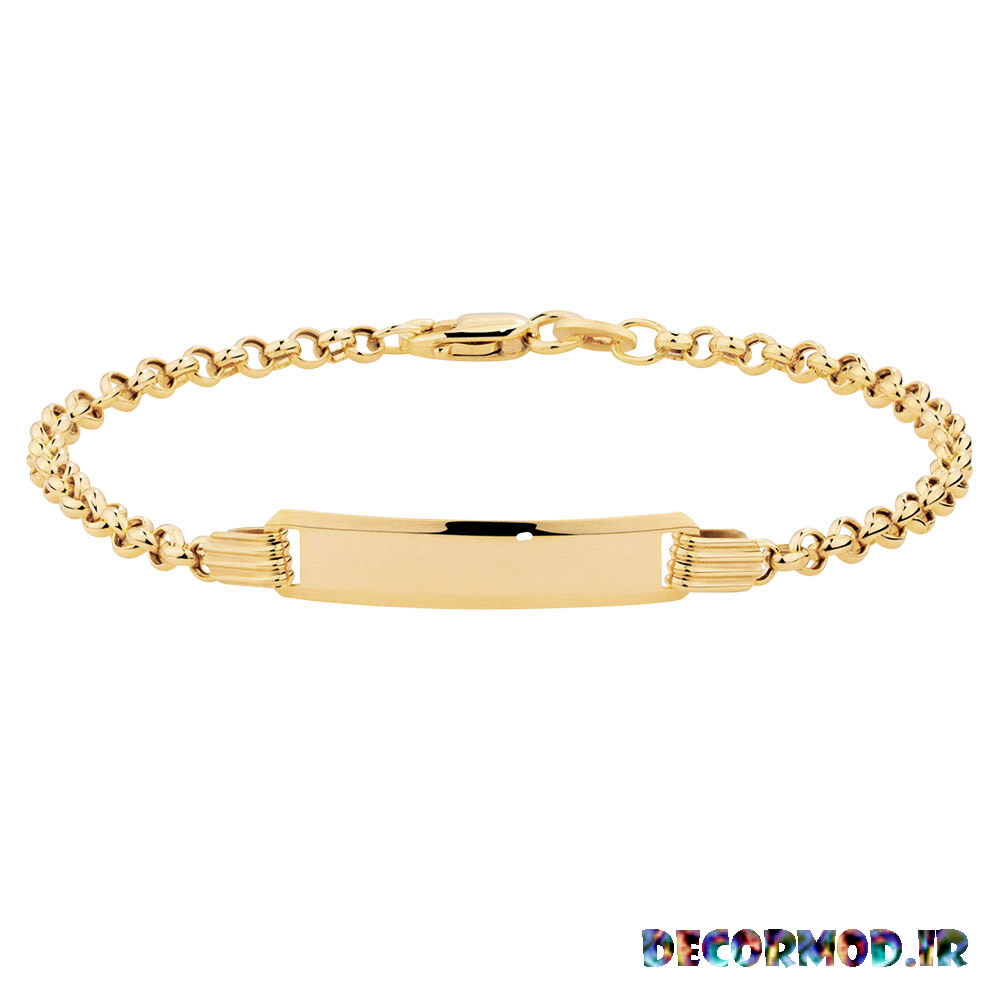 دستبند طلا 5