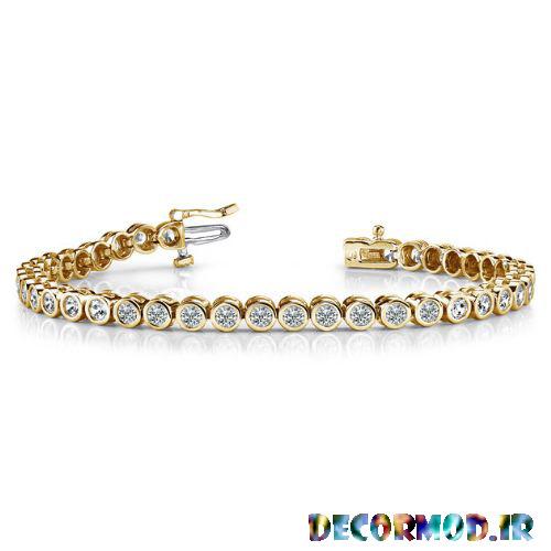 دستبند طلا 1