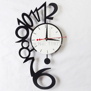 ساعت دیواری مدرن رافائل 8787
