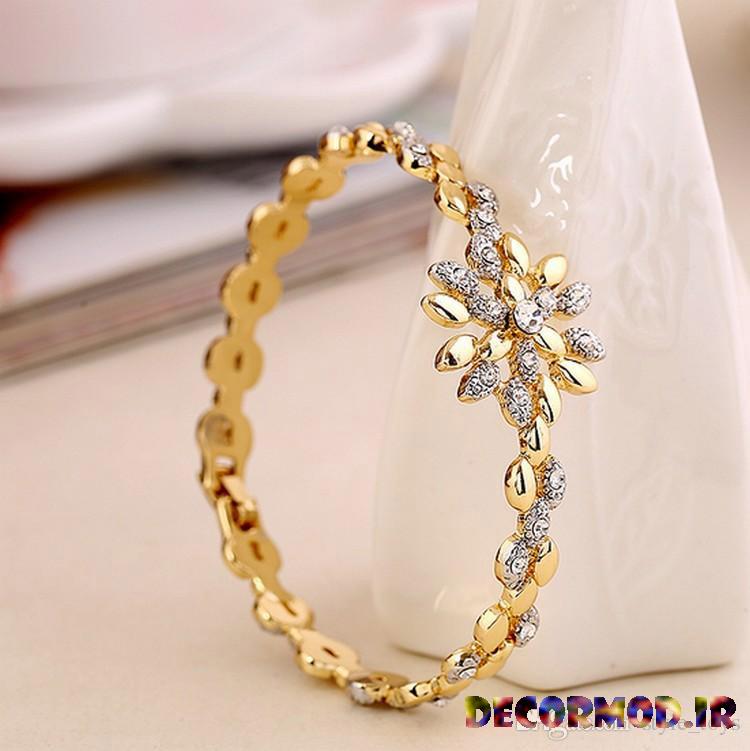 دستبند طلا 4