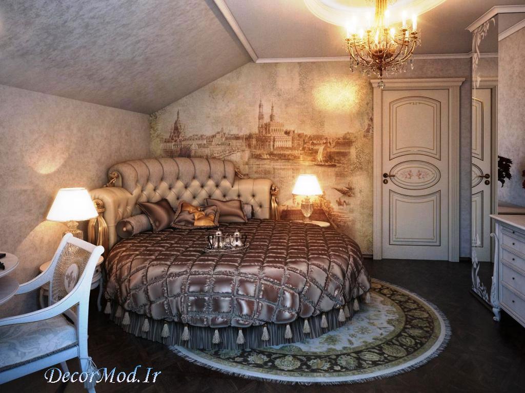 لوستر فانتزی اتاق خواب 1515