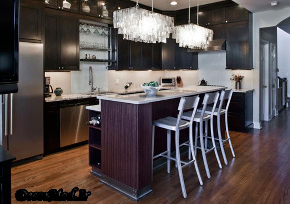لوستر فانتزی آشپزخانه 8