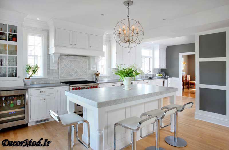 لوستر فانتزی آشپزخانه 7