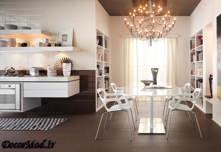 لوستر فانتزی آشپزخانه 5