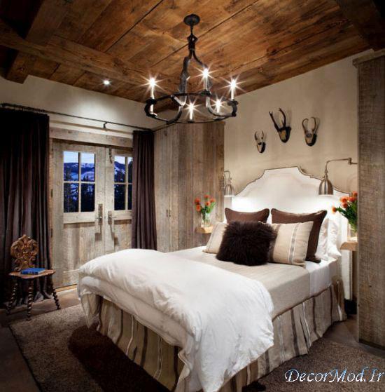 لوستر فانتزی اتاق خواب 37313