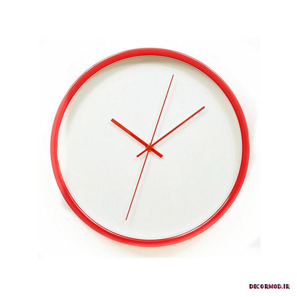 ساعت دیواری ساده 18