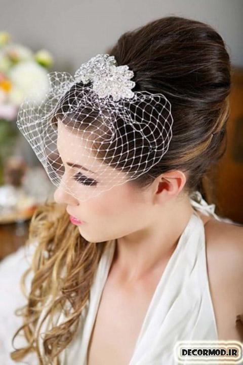 مدل مو عروس 1414