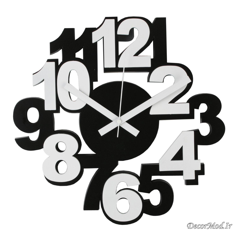 ساعت دیواری مدرن 1234