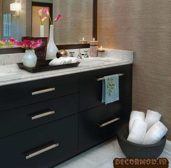 وسایل تزیینی دستشویی 26