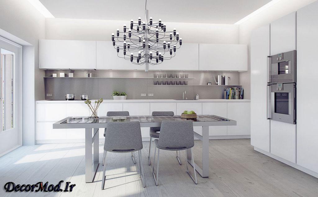 لوستر فانتزی آشپزخانه 56
