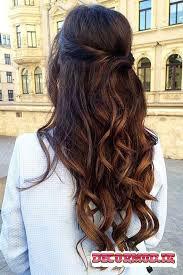 مدل مو بلند 1