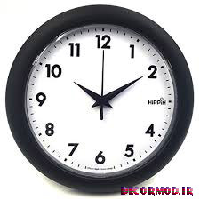 ساعت دیواری ساده 16