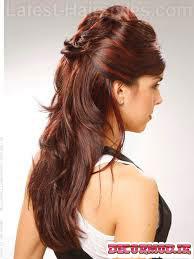 مدل مو بلند 2