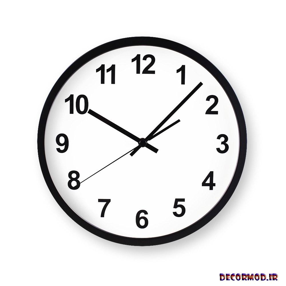 ساعت دیواری ساده 15