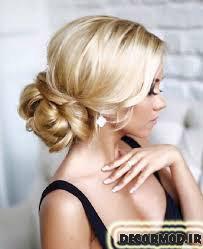 مدل مو عروس 5