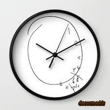 ساعت دیواری مدرن رافائل 989