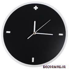 ساعت دیواری ساده 3