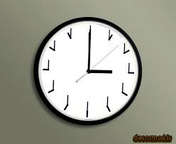 ساعت دیواری مدرن رافائل 008
