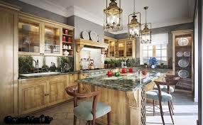 لوستر فانتزی آشپزخانه 16