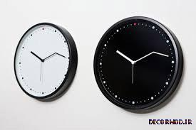 ساعت دیواری ساده 11