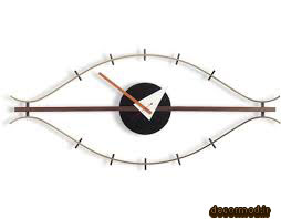 ساعت دیواری مدرن رافائل 09090