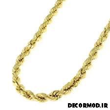 گردنبند مردانه طلا