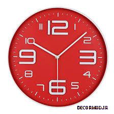 ساعت دیواری ساده 7