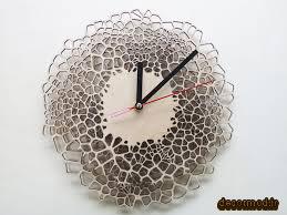 ساعت دیواری مدرن رافائل 89898