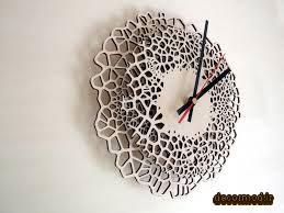 ساعت دیواری مدرن رافائل 0980