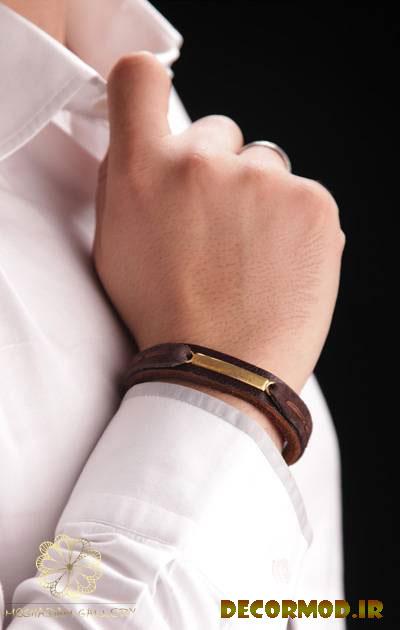 دستبند مردانه اسپرت 7676