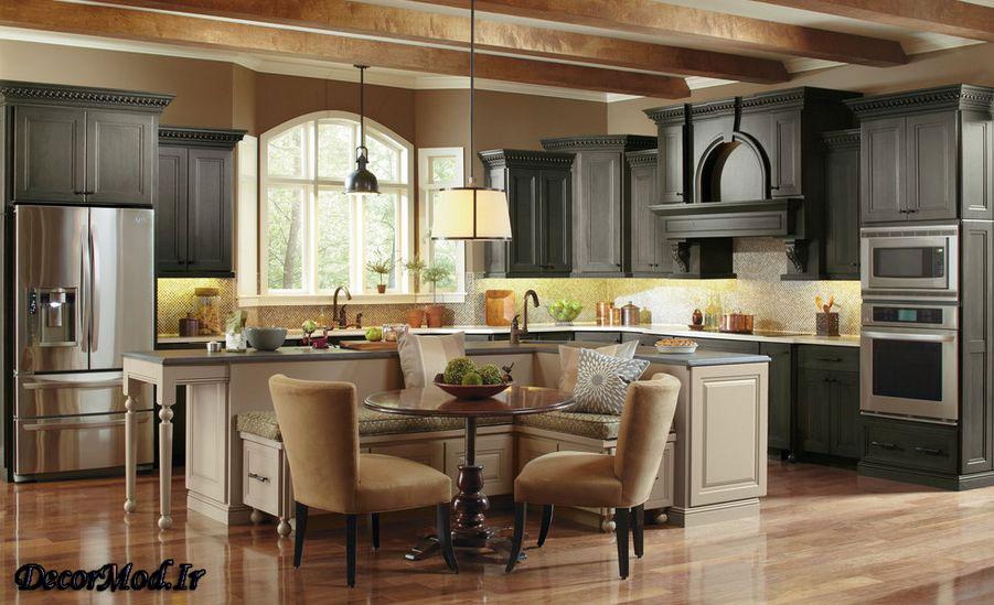 لوستر فانتزی آشپزخانه 2
