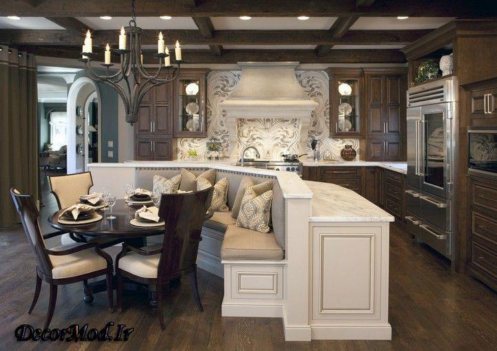 لوستر فانتزی آشپزخانه 1