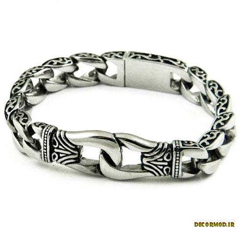 دستبند مردانه اسپرت 8