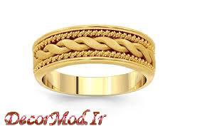 انگشتر زنانه طلا 2