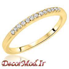 انگشتر زنانه طلا 3